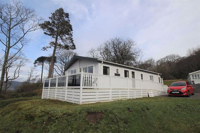 Thumbnail Detached bungalow for sale in Wemyss Bay Holiday Park, Wemyss Bay