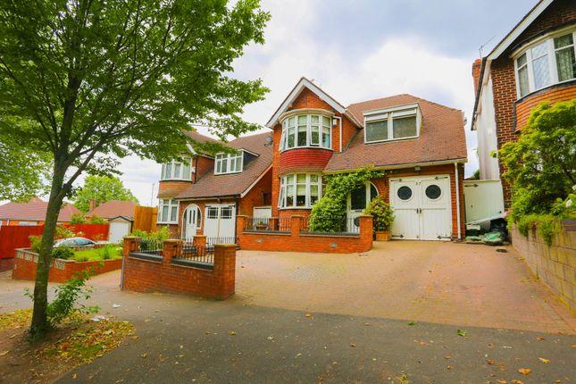 Thumbnail Detached house for sale in Lyndhurst Road, Birmingham, West Midlands