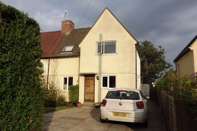 Thumbnail Semi-detached house to rent in Bowly Road, Cirencester