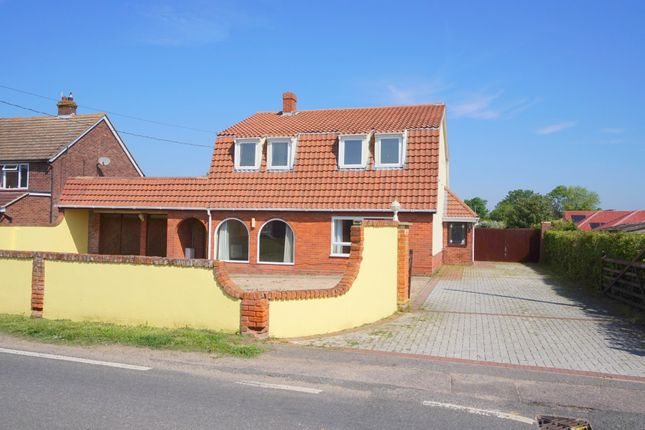 Thumbnail Detached house for sale in Stour Villas, Steam Mill Road, Bradfield, Manningtree