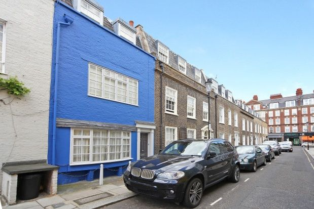 Thumbnail Property to rent in Godfrey Street, Chelsea