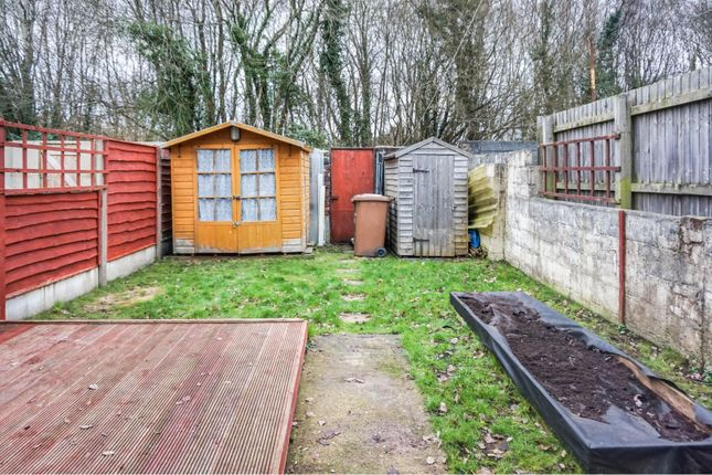 Thumbnail Terraced house for sale in Hill Street, Ystrad Mynach