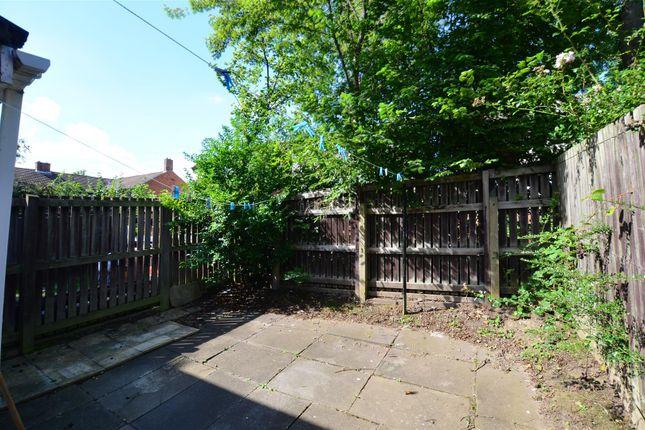 Outside of Anglesey Square, Farringdon, Sunderland SR3