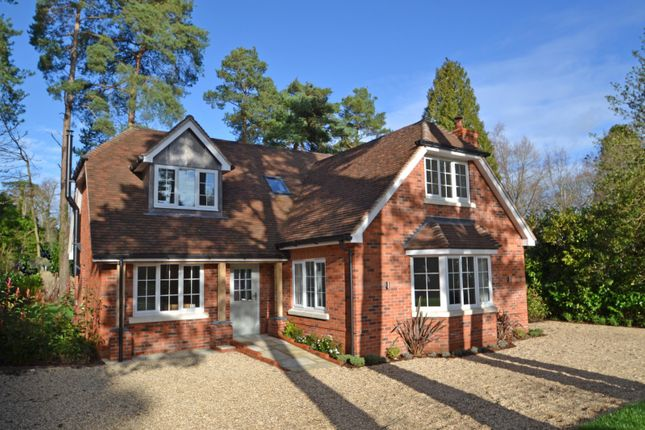 Thumbnail Detached house for sale in No Though Road, Village Outskirts, Storrington