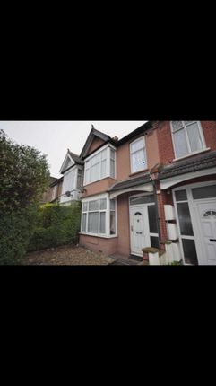 Thumbnail Terraced house to rent in Morden Road, London