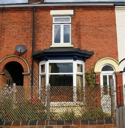 Thumbnail Terraced house to rent in Torrington Street, Grimsby