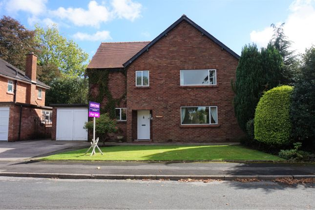 Thumbnail Detached house for sale in Abbotsway, Preston