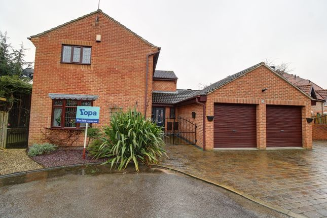 Thumbnail Detached house for sale in Lundwood Grove, Owlthorpe, Sheffield