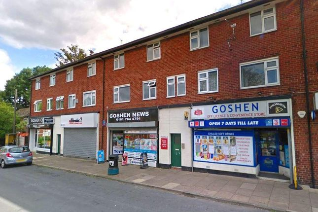 Thumbnail Retail premises for sale in Tennyson Avenue, Bury