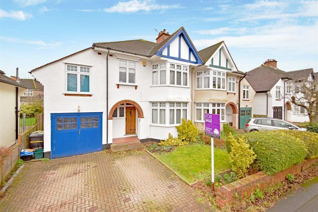 Thumbnail Semi-detached house for sale in Red House Lane, Westbury-On-Trym, Bristol