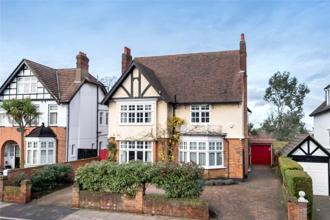 Thumbnail Detached house for sale in London Lane, Bromley