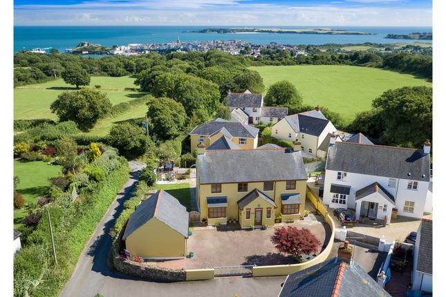 Thumbnail Detached house for sale in Bryn Hir, Tenby