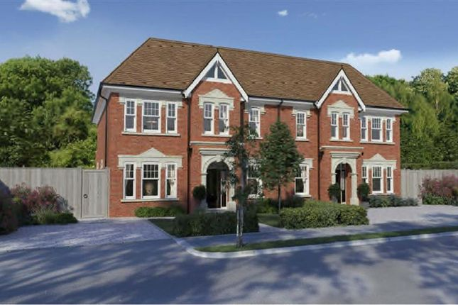 Thumbnail Property for sale in Downes Court, Winchmore Hill, London