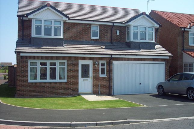 Thumbnail Detached house for sale in Blackthorn Drive, Blyth