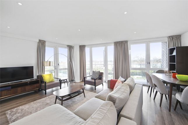 3 bed flat for sale in Rivulet Apartments, Devan Grove, London