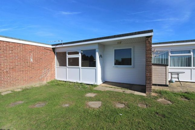 Front of Beach Road, Scratby, Great Yarmouth NR29