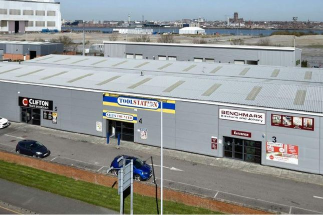 Thumbnail Industrial to let in Various Units Available, Commerce Park, Birkenhead