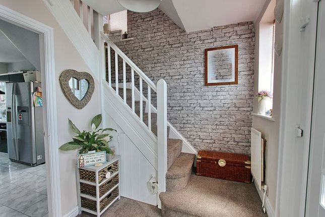 Hallway of Heywood Road, Prestwich, Manchester M25