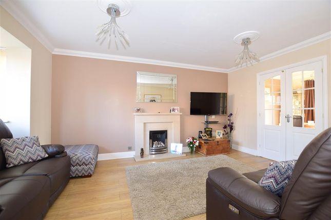 Thumbnail Detached house for sale in Caesar Avenue, Kingsnorth, Ashford, Kent