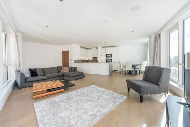 Thumbnail Flat to rent in Longfield Avenue, Ealing