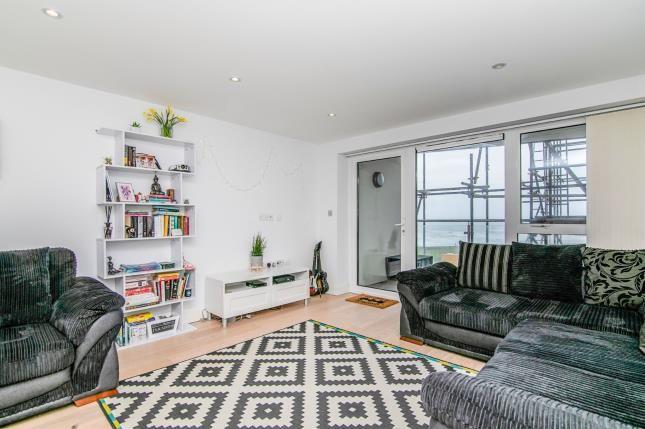 Living Room. of 1 Esplanade Road, Pentire, Newquay TR7