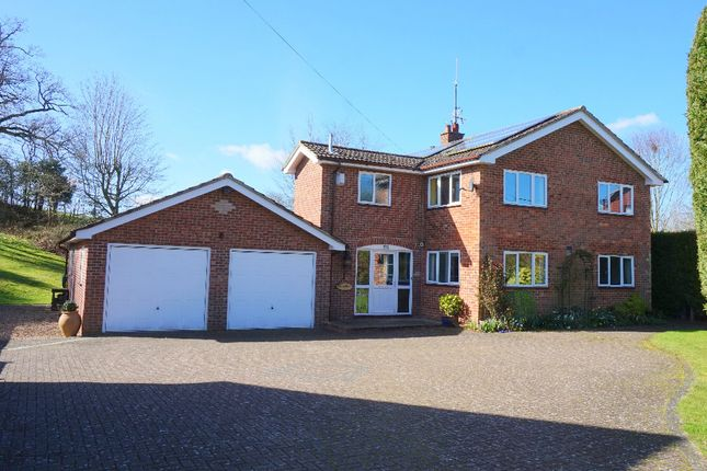 Thumbnail Detached house for sale in The Street, Capel St Mary, Ipswich