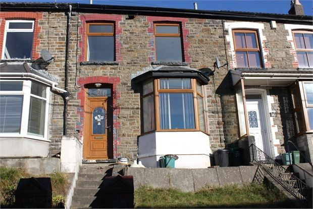 Thumbnail Terraced house to rent in Rhys Street, Trealaw, Tonypandy, Rct.