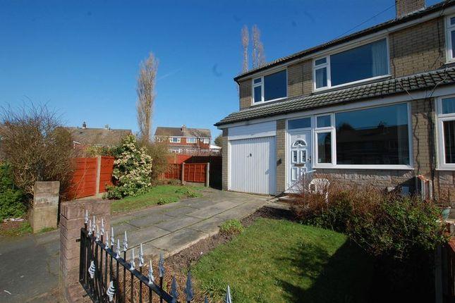 Thumbnail Semi-detached house to rent in Devoke Grove, Farnworth, Bolton
