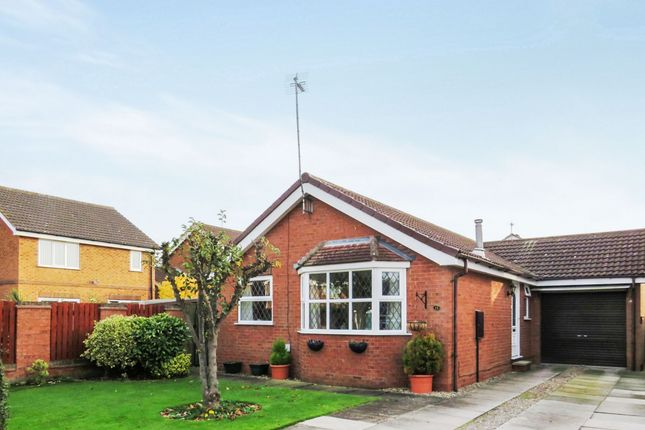 Thumbnail Detached bungalow for sale in Laburnum Drive, Beverley