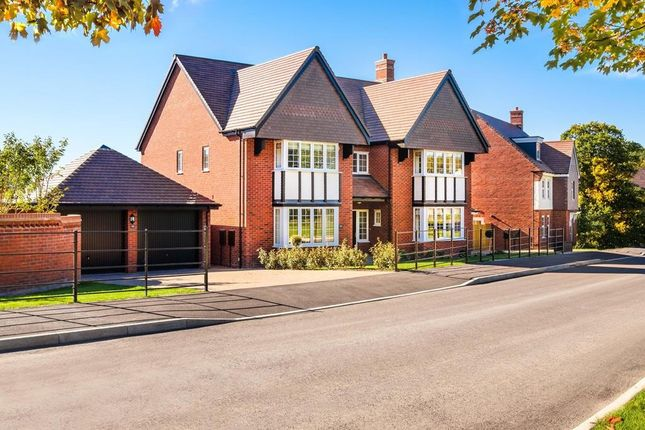 "Thumbnail Detached house for sale in ""Cuckoo House"" at Wedgwood Drive, Barlaston, Stoke-On-Trent"