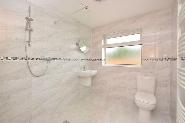 Shower Room of Marlborough Road, Carisbrooke, Isle Of Wight PO30