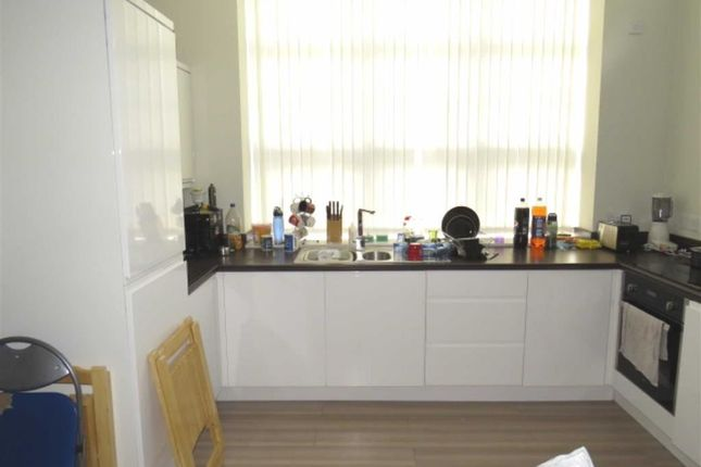 Living/Kitchen of Tyfica Road, Pontypridd CF37