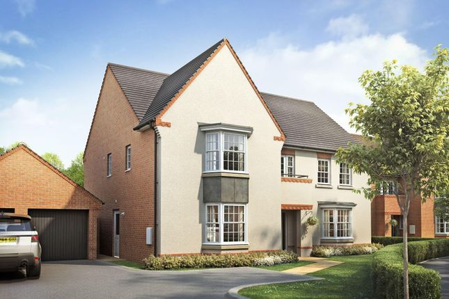 "Thumbnail Detached house for sale in ""Kemble I"" at Grove Road, Preston, Canterbury"