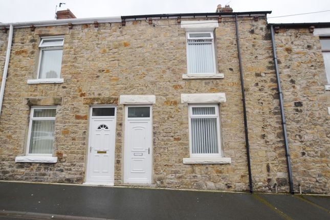 Thumbnail Terraced house to rent in Edward Terrace, New Kyo, Stanley, County Durham