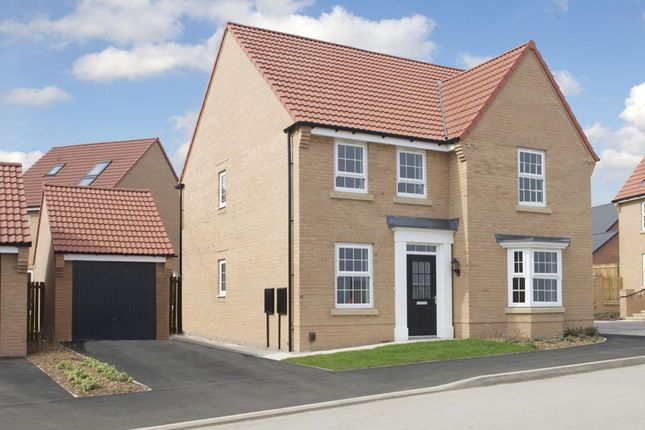 "Thumbnail Detached house for sale in ""Holden"" at Tamora Close, Heathcote, Warwick"