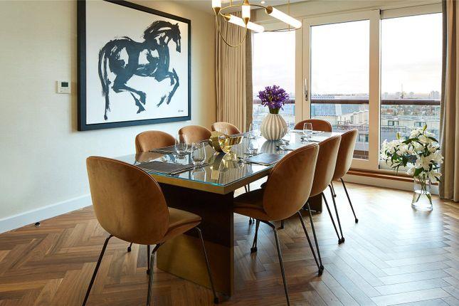Thumbnail Flat to rent in Gloucester Park Apartments, Ashburn Place, South Kensington, London