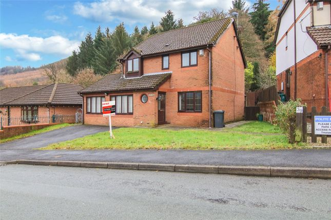 Thumbnail Detached house for sale in Forest View, Mountain Ash, Mid Glamorgan