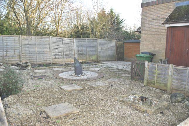 Rear Garden of Mortimer Gate, Cheshunt EN8