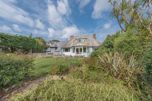 Thumbnail Bungalow for sale in Fore Street, Lelant, St. Ives