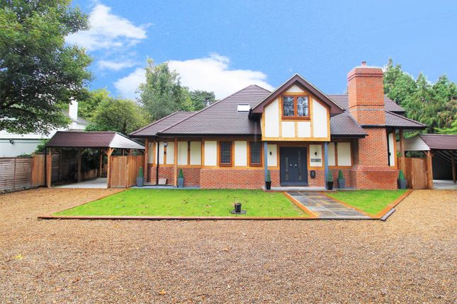 Thumbnail Detached house for sale in Woodlands Close, Bickley, Bromley