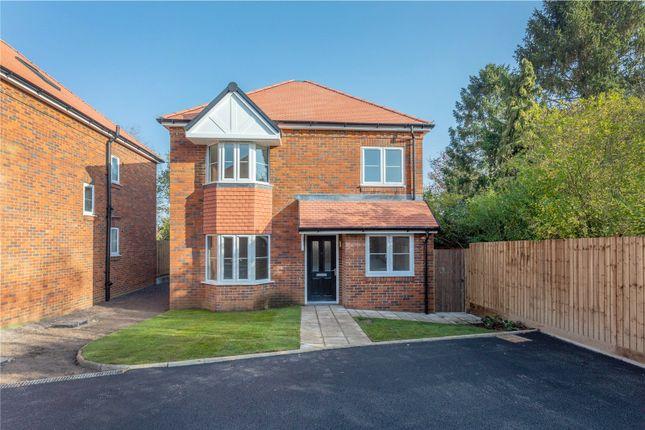 Thumbnail Detached house for sale in Long Grove Close, Off Chartridge Lane, Chesham, Buckinghamshire