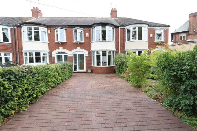 3 bed terraced house for sale in Wymersley Road, Hull