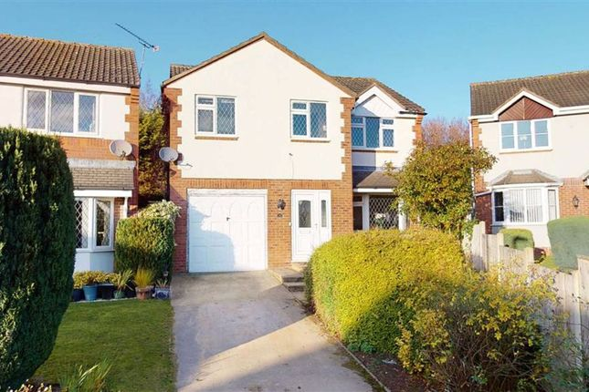 4 bed detached house for sale in The Brockwell, South Normanton, Alfreton DE55