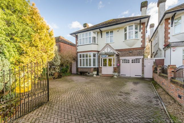 Thumbnail Detached house for sale in Grove Park Road, London, London