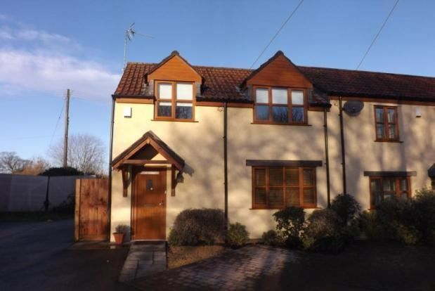 Thumbnail End terrace house to rent in Watts, Bristol Road, Falfield, Wotton-Under-Edge