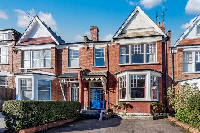 Thumbnail Terraced house for sale in Alexandra Park Road, London