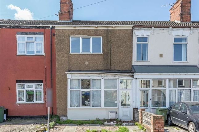 Thumbnail Terraced house for sale in Hainton Avenue, Grimsby, Lincolnshire