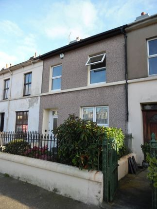 Thumbnail Terraced house to rent in Melbourne Street, Douglas, Isle Of Man