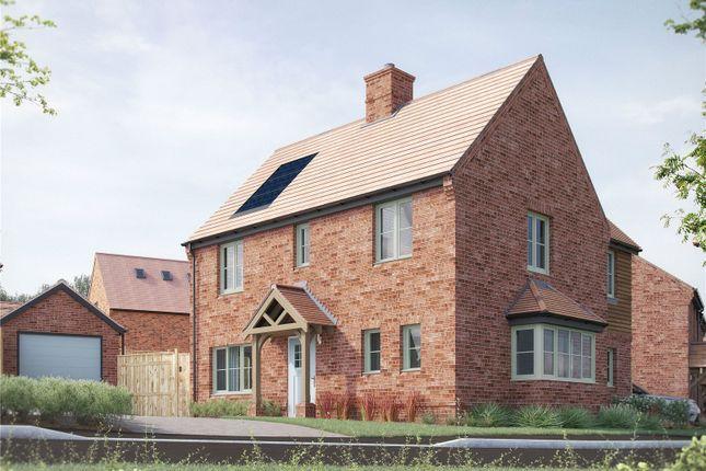 Thumbnail Detached house for sale in Olympia, Pembers Hill Farm, Mortimers Lane, Fair Oak