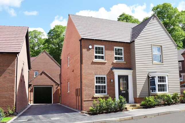 """Thumbnail Detached house for sale in """"Holden"""" at Welbeck Avenue, Burbage, Hinckley"""